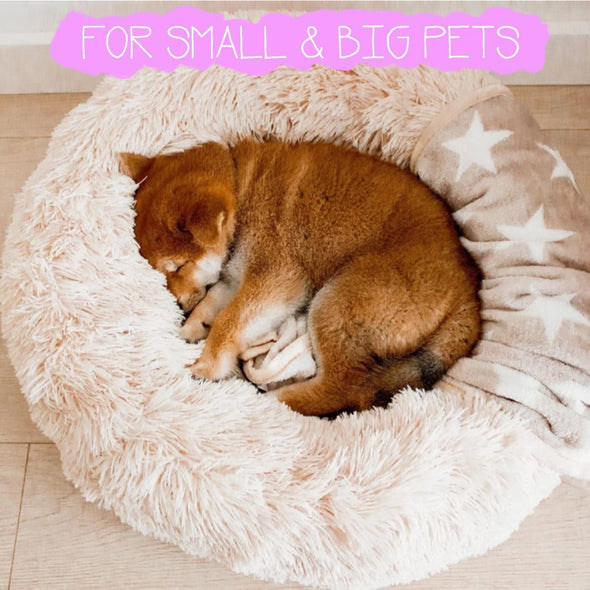 Pet Donut Calming Bed
