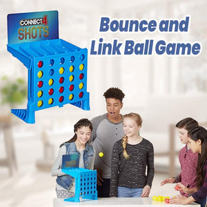 Bounce and Link Ball Game