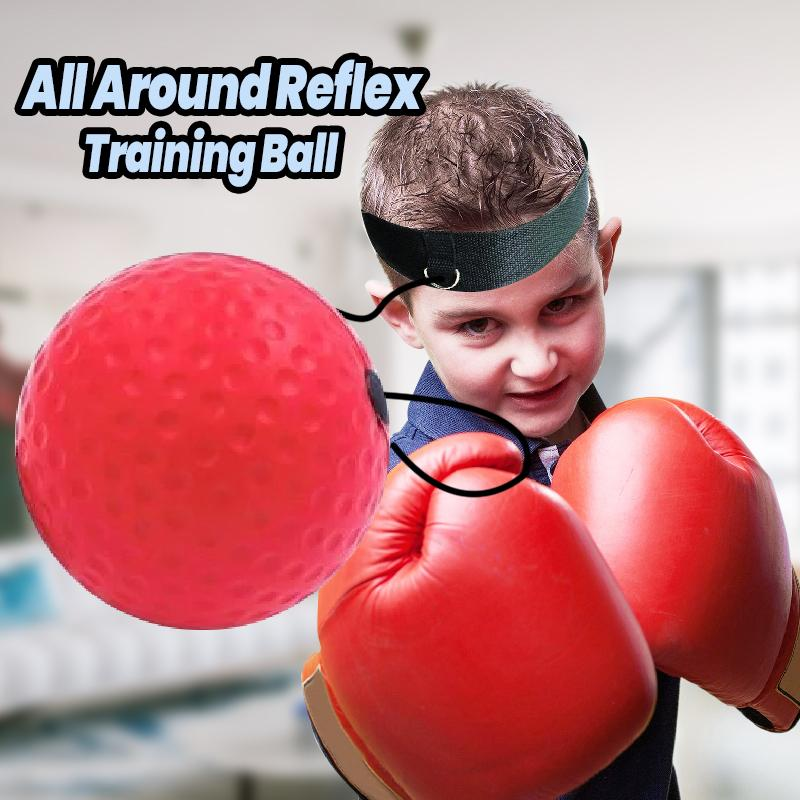 All-Around Reflex Training Ball