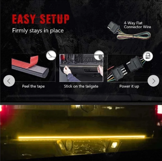 Black Friday Promotion🔥Redline Triple LED Tailgate Light (BUY 2 FREE SHIPPING)