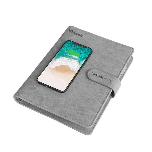 Wireless Charger Universe Book Special Hidden