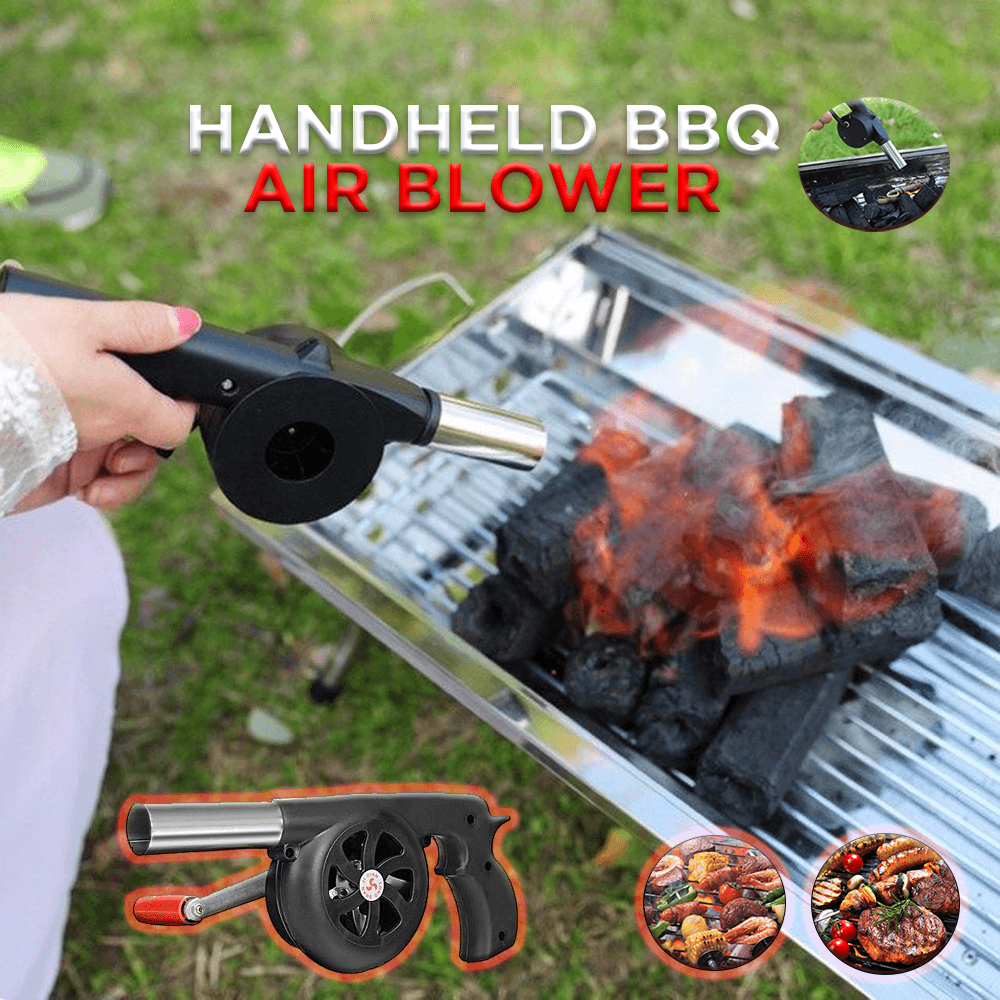 Handheld BBQ Air Blower