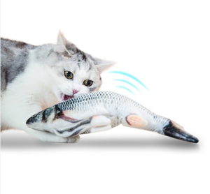 Vibi: Vibrating Fish Toy