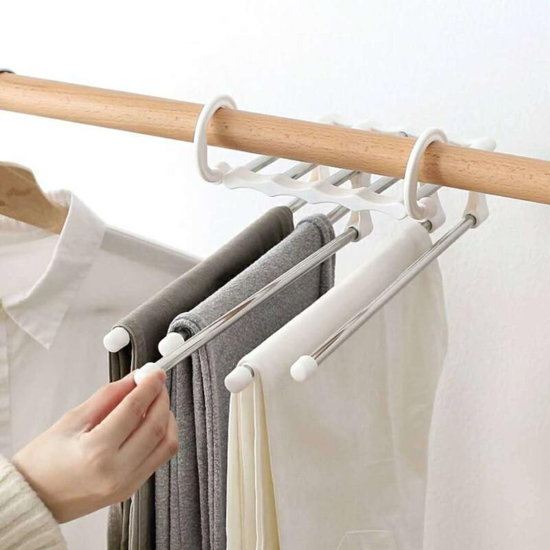 MULTI-FUNCTIONAL PANTS RACK (LAST 2 DAYS PROMOTION - 35% OFF)