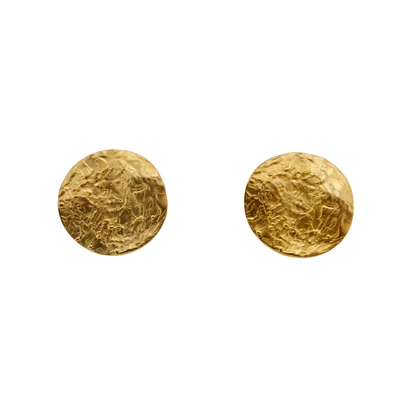 Earrings Golden Clara