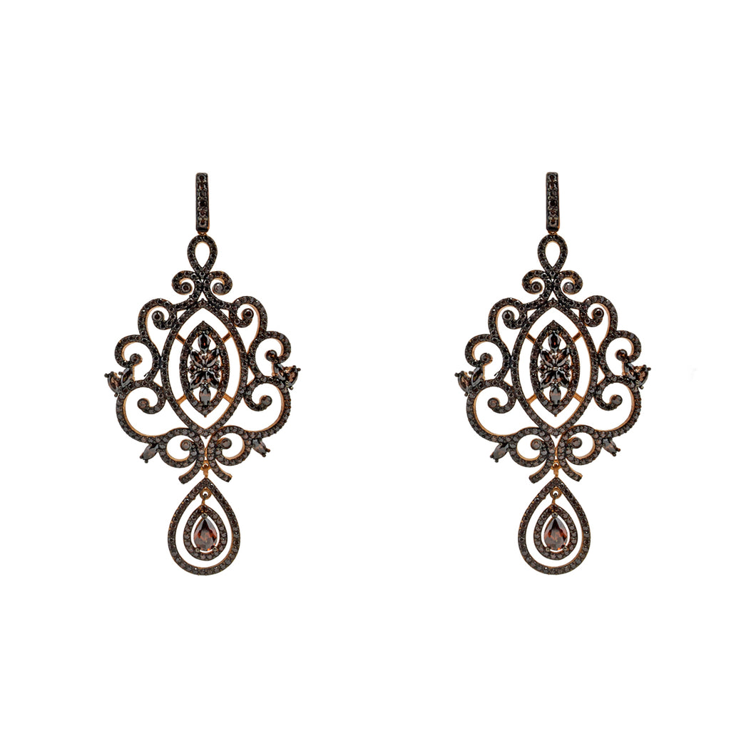 Earrings Antoinette Chandelier