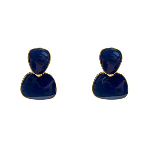 Earrings Enamelled Collection
