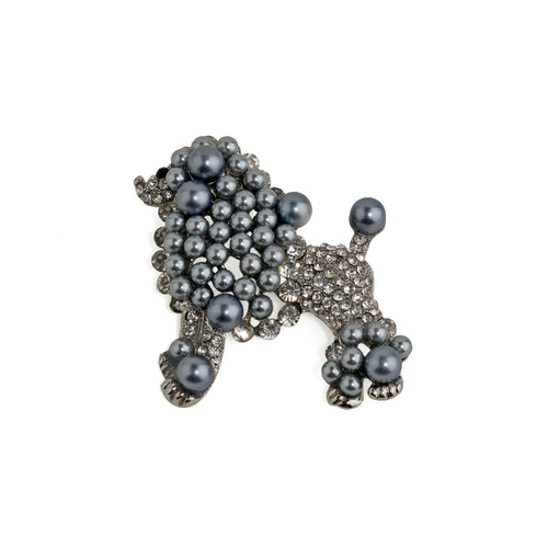 Brooch  Pet Poodles