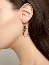 Load image into Gallery viewer, Earrings Henry Seahorse