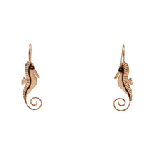 Load image into Gallery viewer, Henry Seahorse Earrings