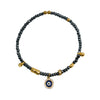 Semi-Precious Small Stone Eye Bracelet