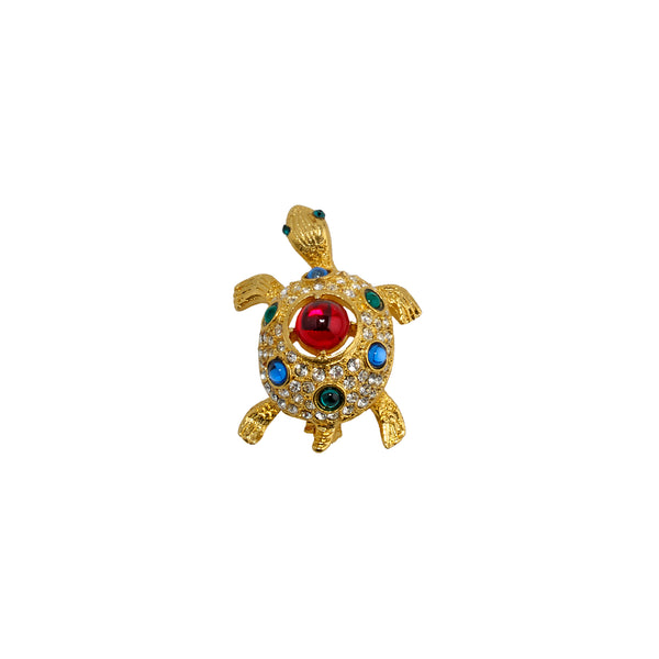 Brooch Little Turtle