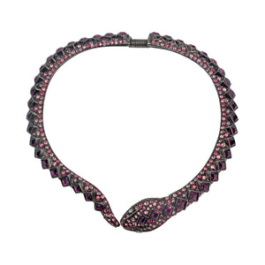 Necklace Serpent  Collar