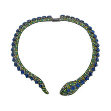 Load image into Gallery viewer, Necklace Serpent Collars