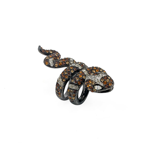 Ring Friendly Serpent