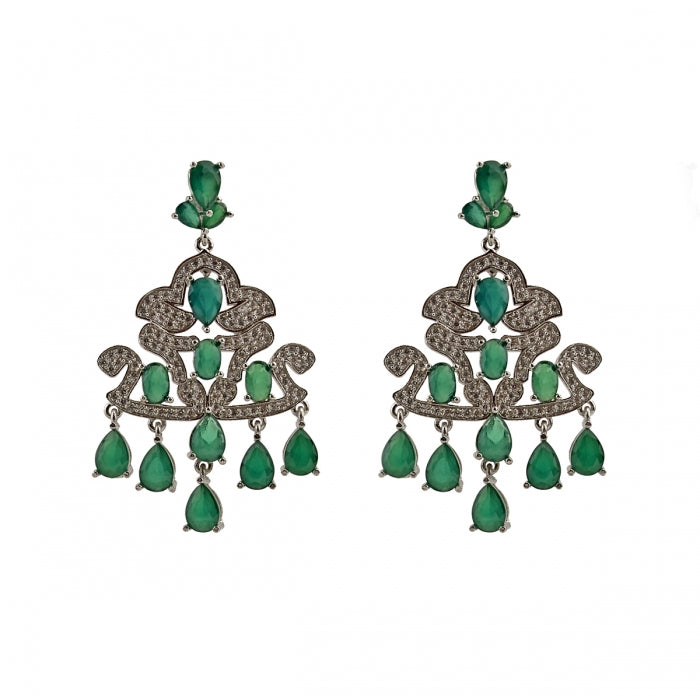 Earrings Garbo