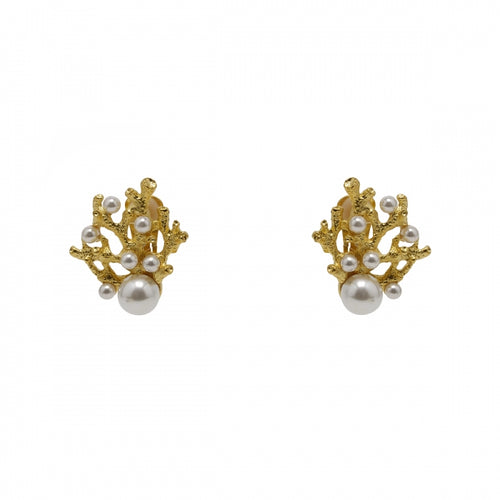 Earrings Pearly Reefs