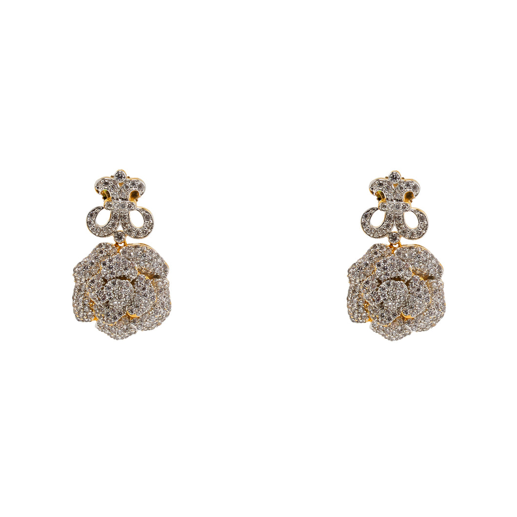 Earrings Gardenia