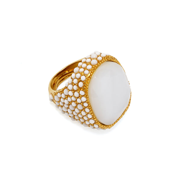 Headlight Ring in White