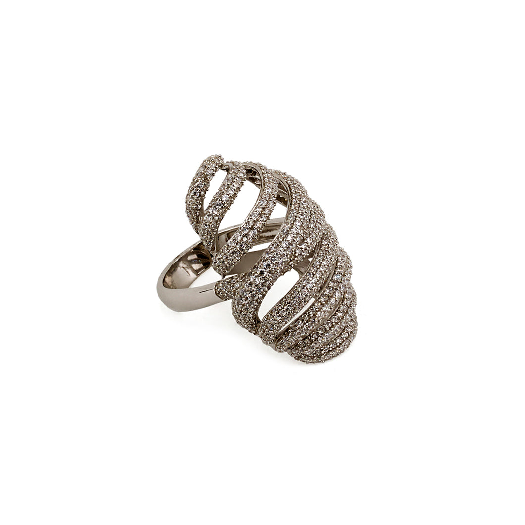 Beehive Ring