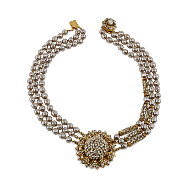Miriam Haskell Vintage Necklace
