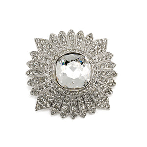 Brooch Crystal Heirloom