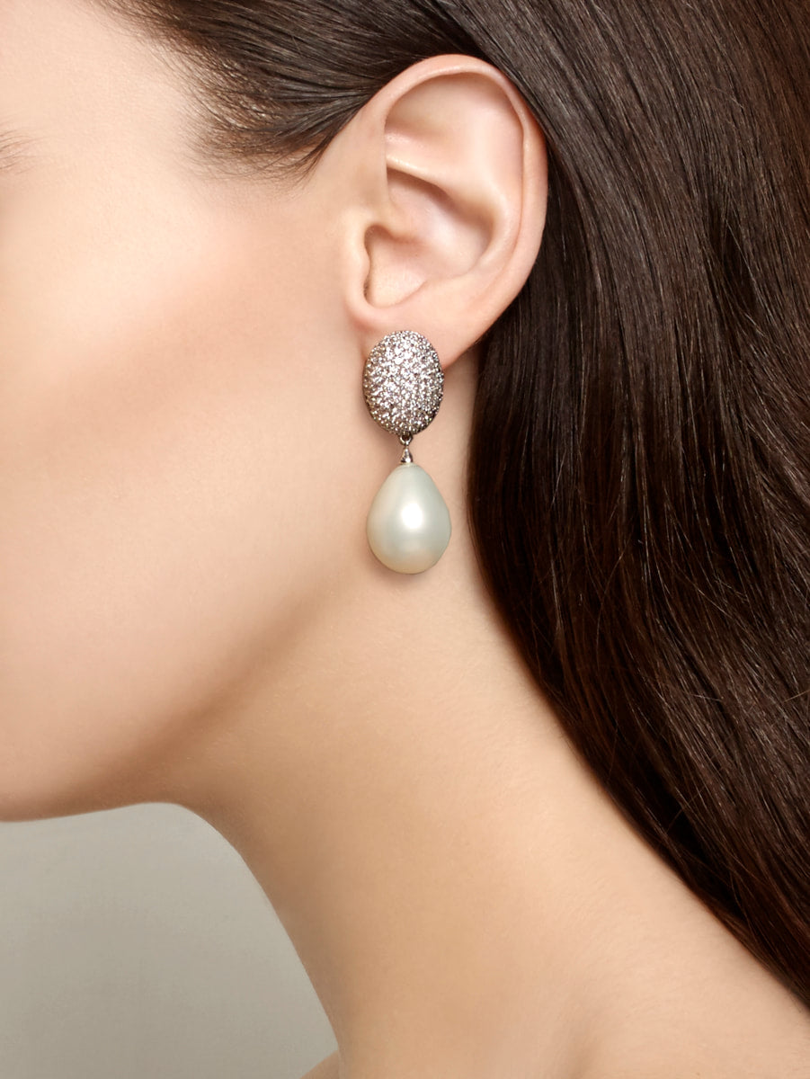Earrings Pearly Eve