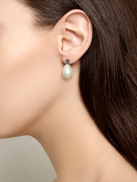 Earrings Simply Baroque