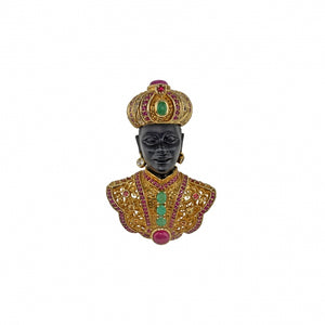 Merola Jewelled Moor Pin XXX