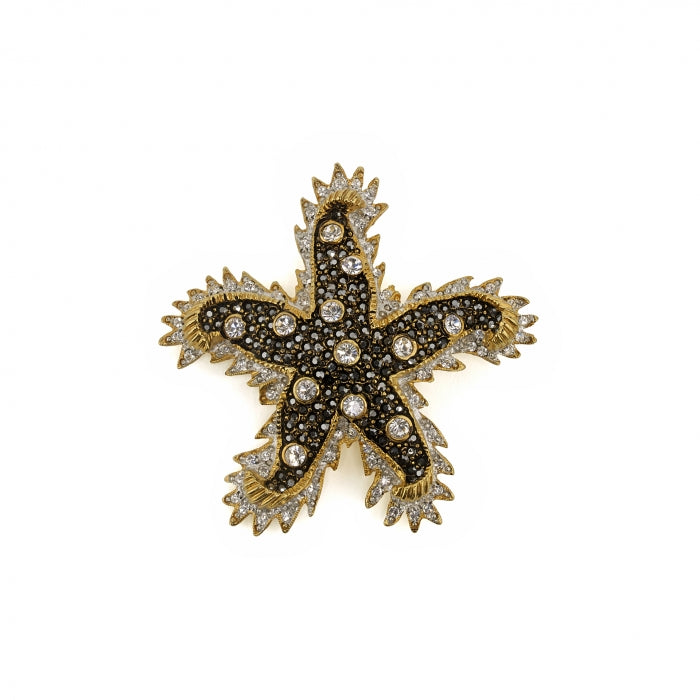 Brooch Star Starfish