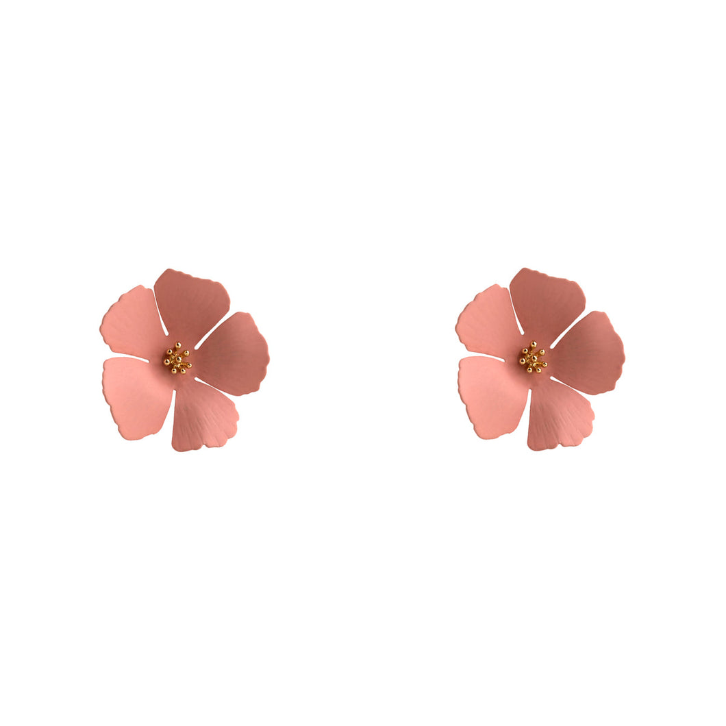 Earrings Flowers