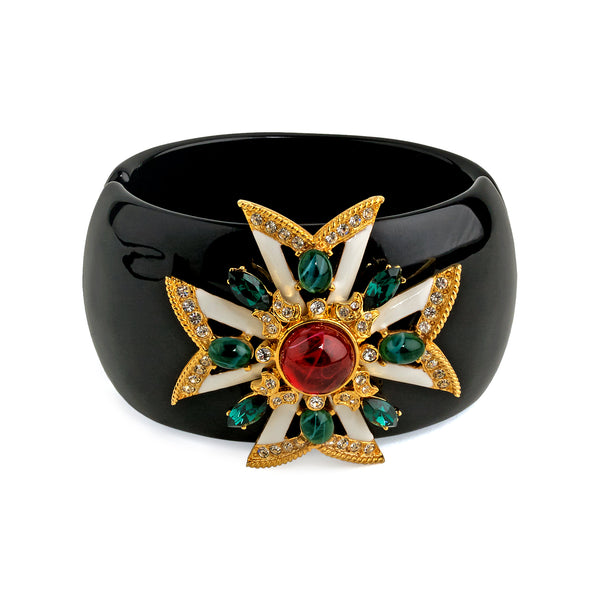 Cuff Maltese Cross