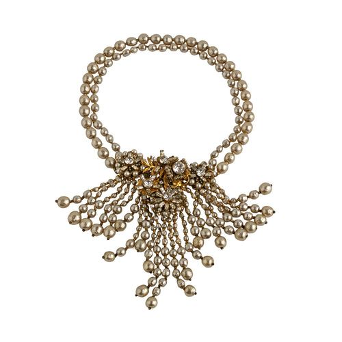 Miriam Haskell Wonderfull Vintage Necklace