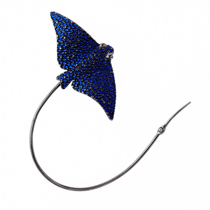 Brooch Eagle Ray