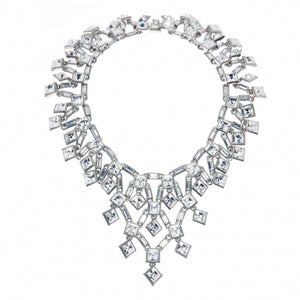Simon Harrison Claudette crystal necklace 2
