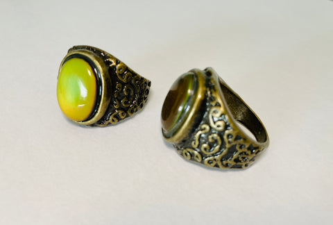 Mood ring sale offers bargain cheap mood rings
