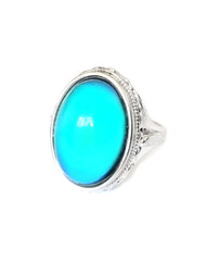 mood ring color meaning blue by best mood rings