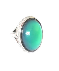 mood ring color meaning green best mood rings