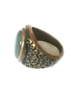 Bronzed Mood Ring