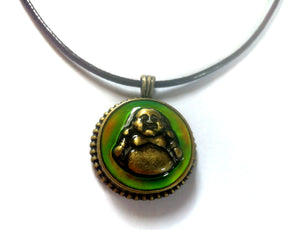 Buddha Mood Necklace