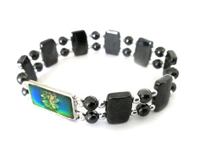 Butterfly Magnetic Mood Bracelet