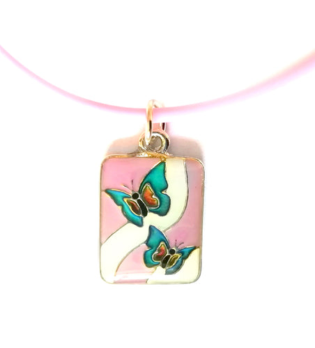 Butterfly Mood Necklace