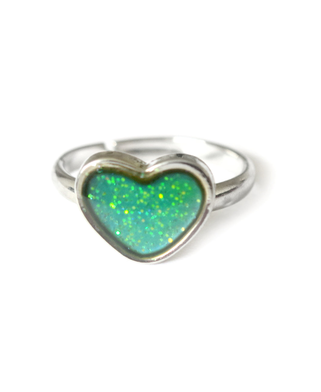 Heart Mood Ring