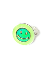 Load image into Gallery viewer, child smile glow in the dark mood ring