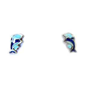 Dolphin Mood Earrings