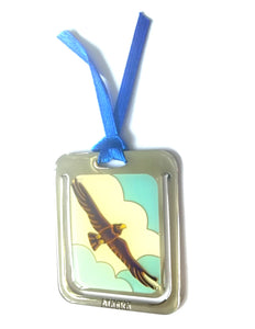 Eagle Mood Bookmark