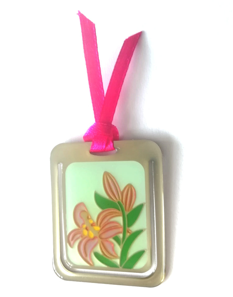 Flower Mood Bookmark