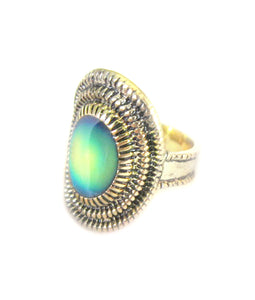 Glowing Mood Ring