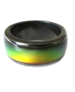 Magnetic Hematite Mood Ring