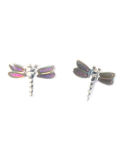 dragonfly mood earrings by best mood rings company